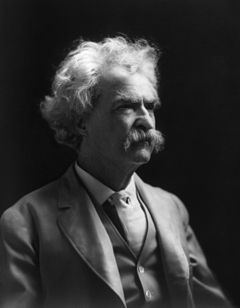 Mark Twain On Differences Of Opinion