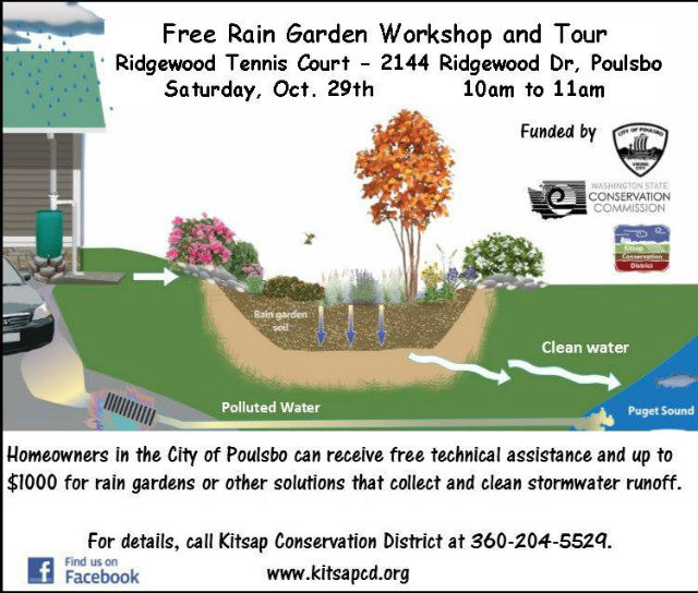 Rain Garden Workshop & Tour