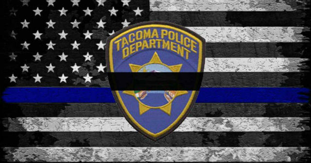 Candlelight Vigil To Honor Fallen Tacoma Officer