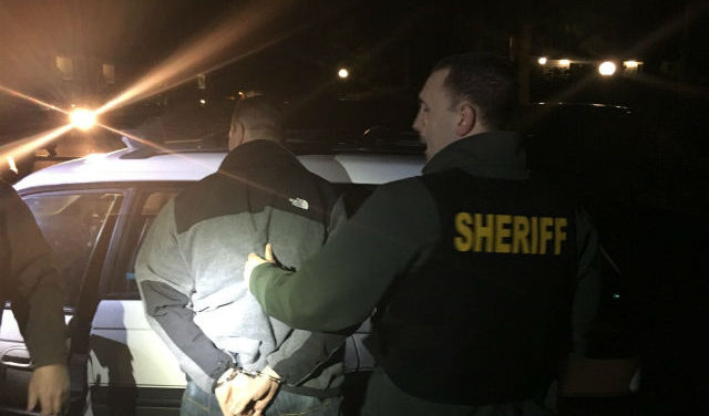 Commercial Burglary Suspect Arrested