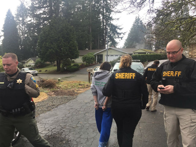 Kitsap County Sheriff Arrest Two In Connection With Organized Burglaries