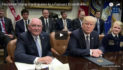 President Trump in Farmers Roundtable and Executive Order Signing Promoting Agriculture and Rural Prosperity in America